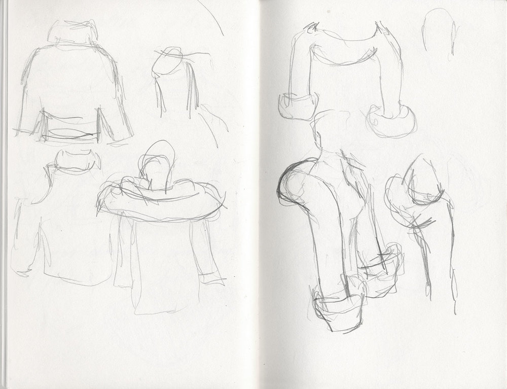 Sketchbook 8