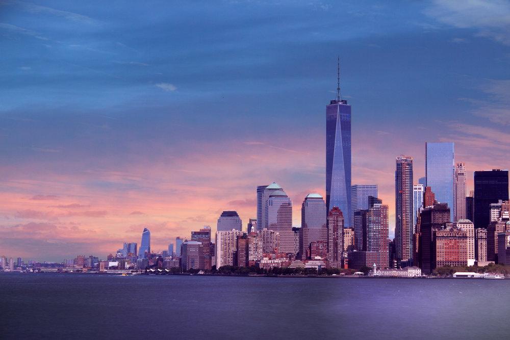 26 New York City Skyline - Jacqueline Pronk.jpg