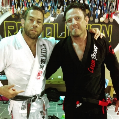 Professor Ben Malmberg - Professor Ben strives to follow the example of Carlson Gracie Jiu Jitsu his Professors have set before him, seeking to be a champion and to inspire all people to be champions on and off of the mats. Ben is a BJJ Revolution Team Certified Instructor under Rodrigo Medeiros and Julio