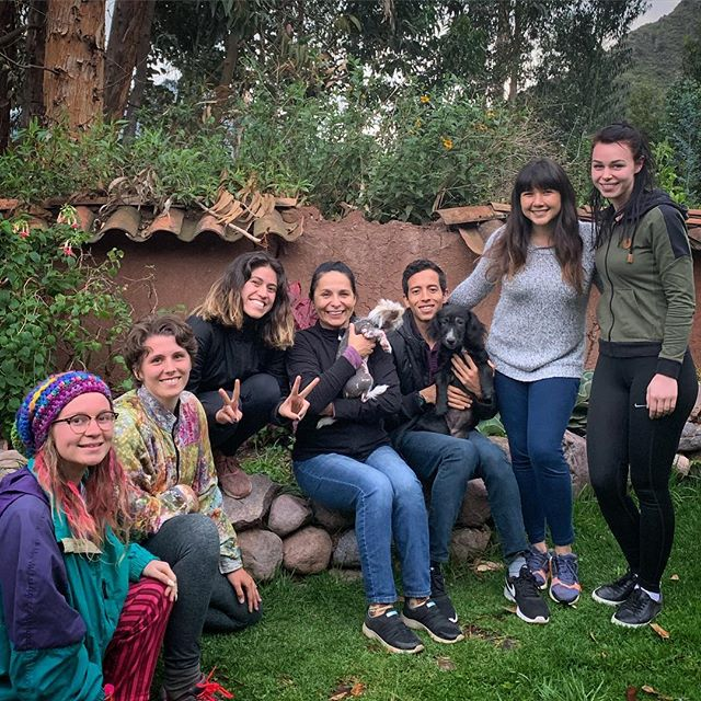 So much fun sharing the last four days with this group from @lingho_abroad sharing foodthings, nutrition, detox, and a bit about life! #linguistichorizons #peru #studyabroad #sacredvalley #thesourceforlife #felipesfoods #amorincondicional