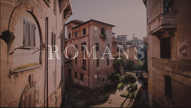 Romans graphic