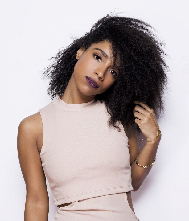 If I had to choose a celebrity that represents my brand the best, it would be singer Lianne La Havas.