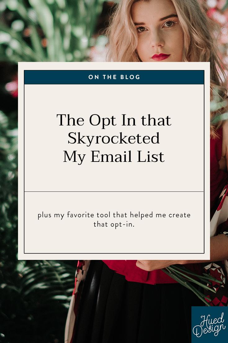 opt-in | freebie | email marketing | mailchimp | mailerlite | convertkit | list building
