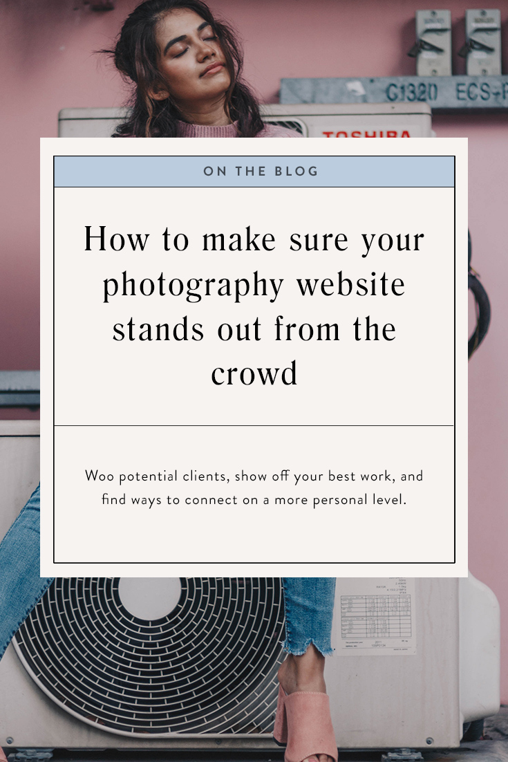 Photography Website | Blogging For Photographers | Photography Web Design Inspiration | Getting Photography clients | Starting a photography business | wedding photography