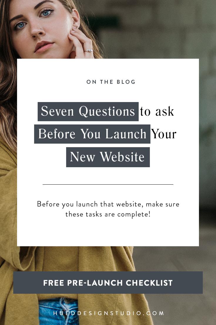 Running a Blog | Launching a Website | Web Design | Blogging | Entrepreneurship | Starting an Online Business