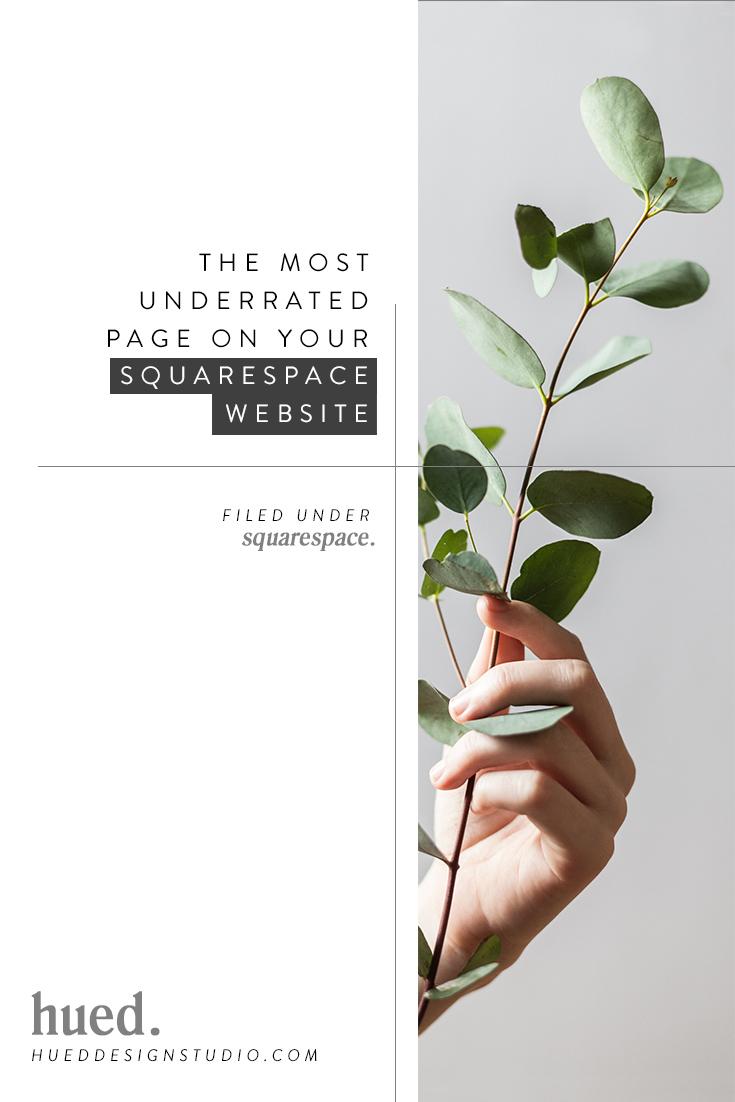Squarespace | Squarespace Website | Web Design | Website Design | Branding