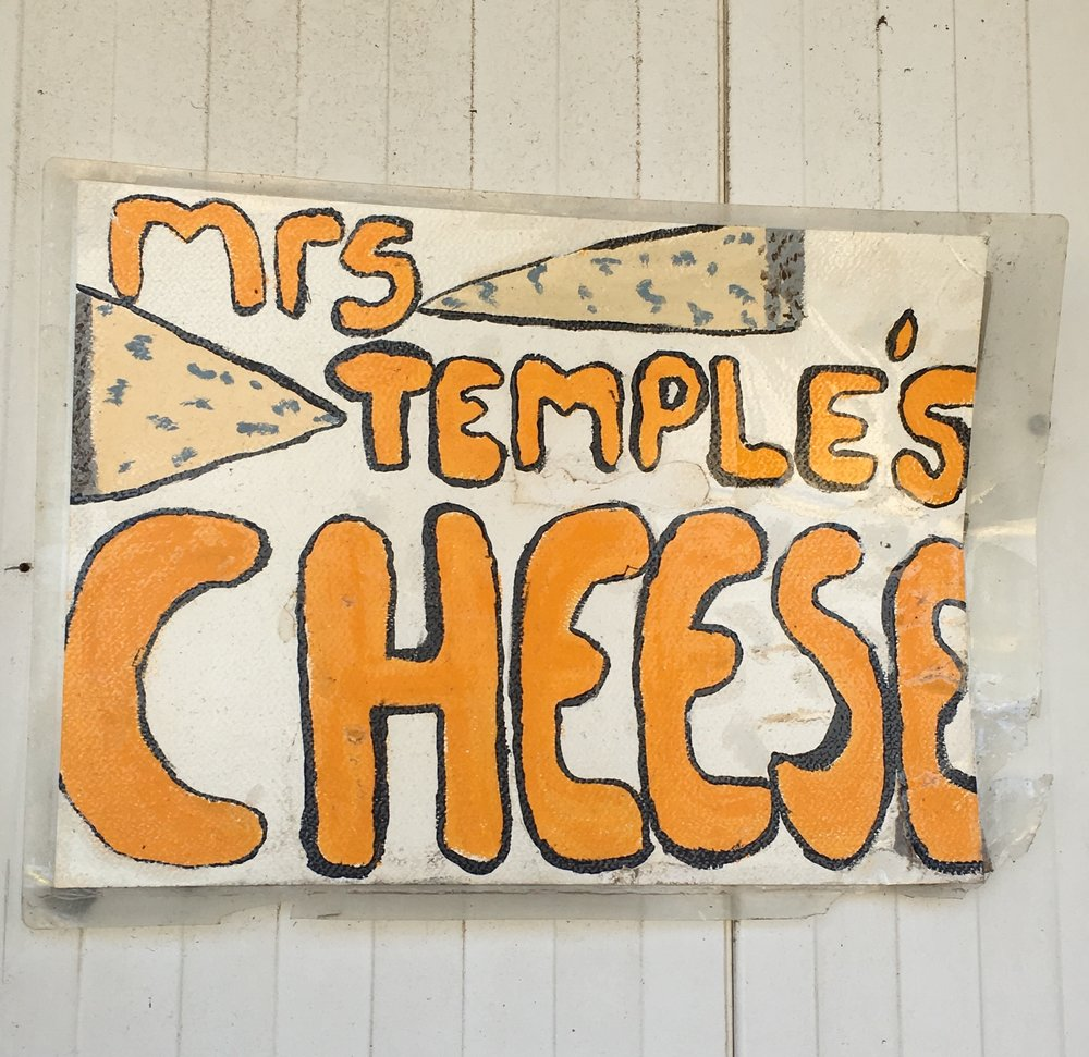 Mrs Temples cheese room sign.jpg