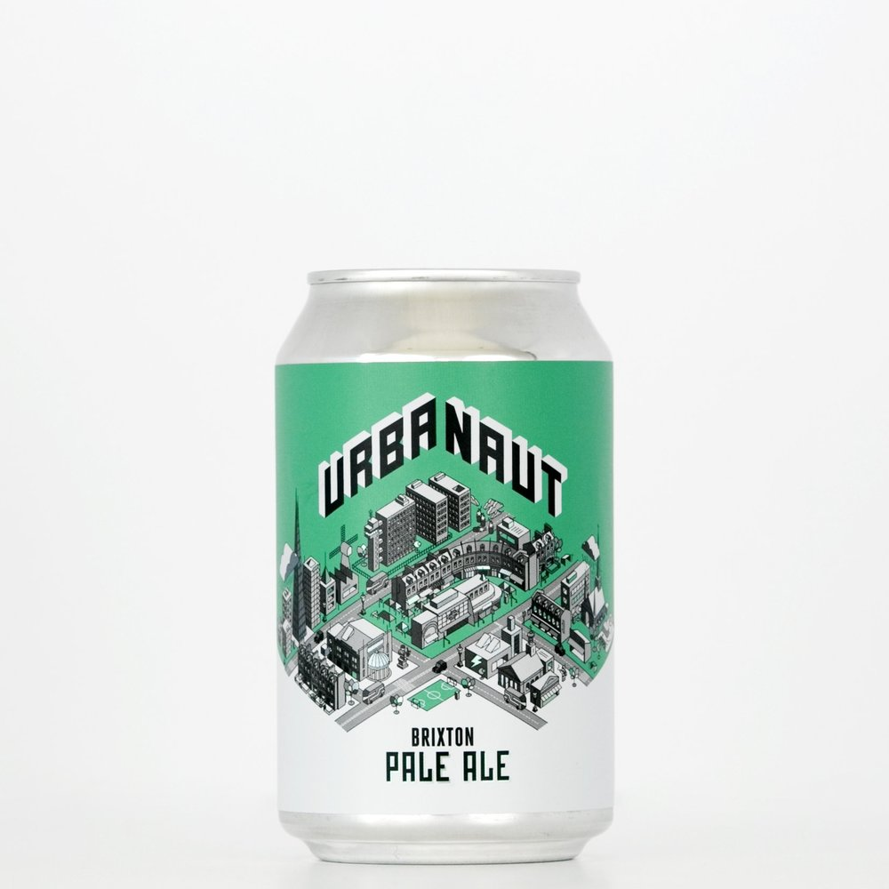 Urbanaut Brixton Pale Ale