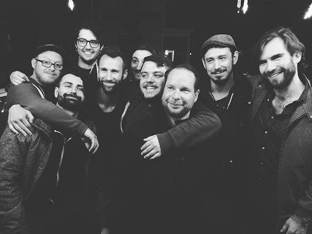 Thanks to @actorobserver , @theconcussiontheory , @everyonediesintheend , @aspirepresents , @canalclubrva , and everyone that came out the other night. Wishing AO safe travels on the last leg of their tour.