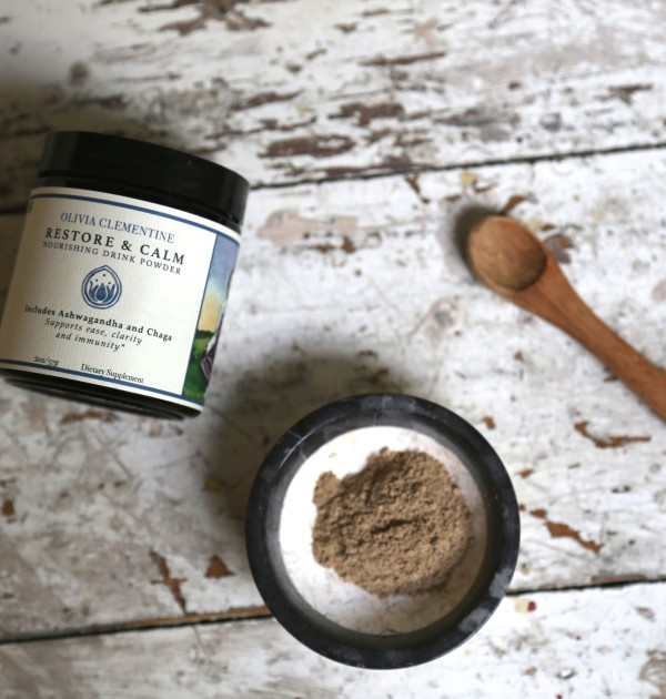 Provenance Meals - Wellness Gift Ideas - Restore and Calm Tonic Powder - By Olivia Clementine.jpg