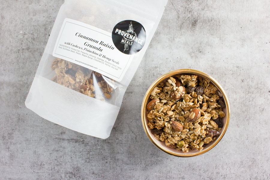 Seasonal Granola (12oz)