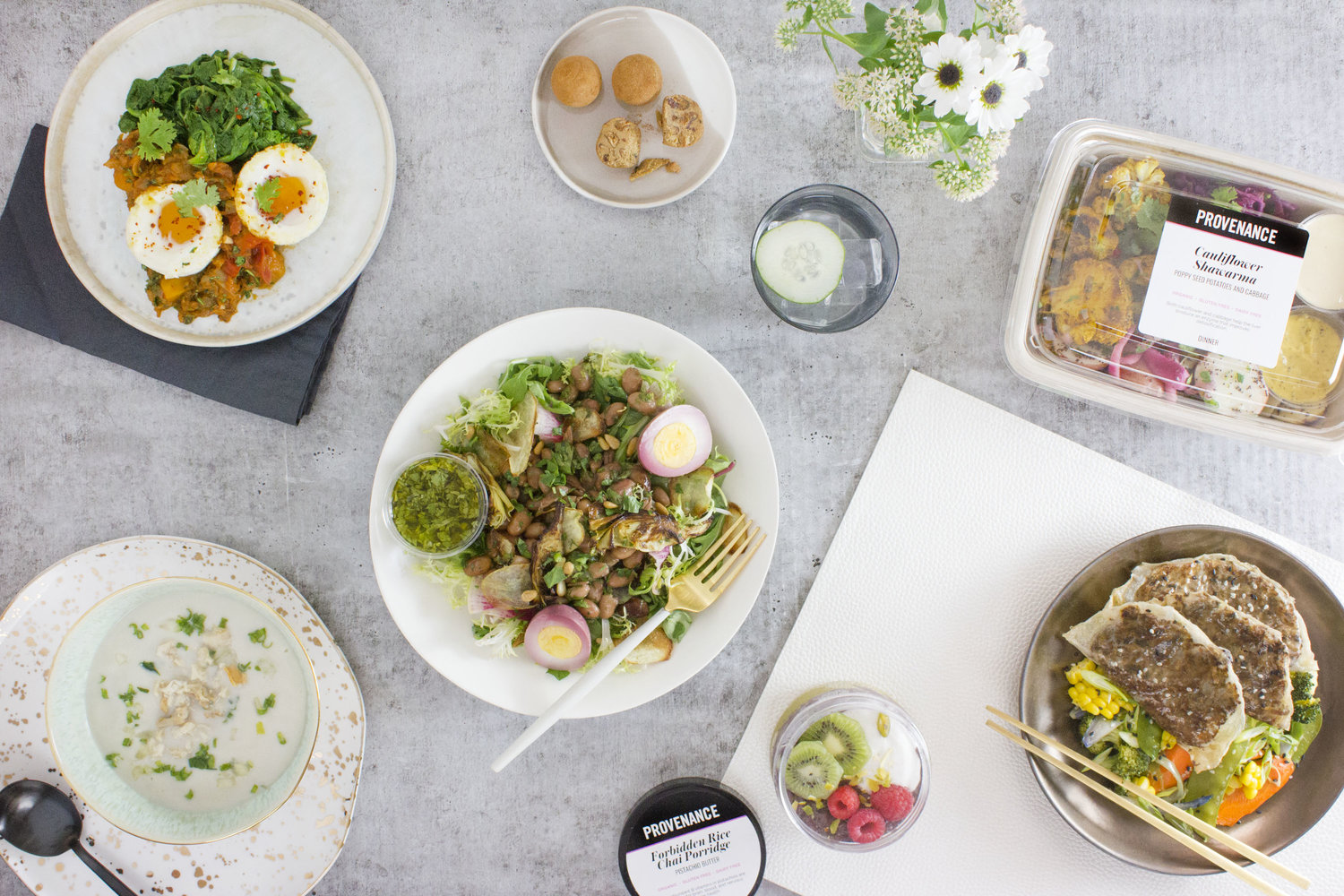 Organic Prepared Meals Cleanse Programs For Busy New Yorkers