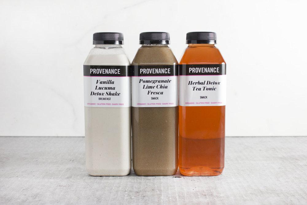 Provenance Meals - Two Week Transformation -  Detox Shake Chia Tea.jpg