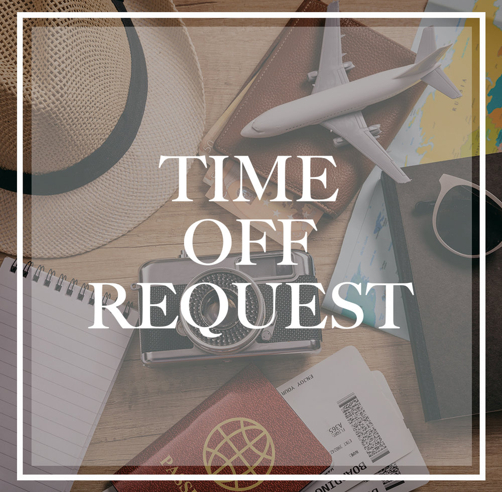 Time Off Request