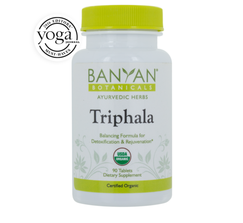 Triphala Tablets   Balancing Formula for Detoxification & Rejuvenation.   Purchase