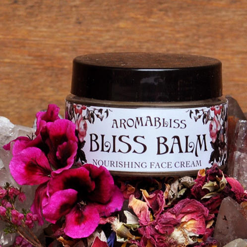 Bliss Balm Face Cream  A divinely rich whipped butter to soothe and hydrate the most oil and moisture deficient facial skin.   Purchase