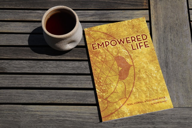 Empowered Life Journal I invite you to walk through the fire of self-inquiry, knowing that you will be made more radiant from the transformative power of that fire.