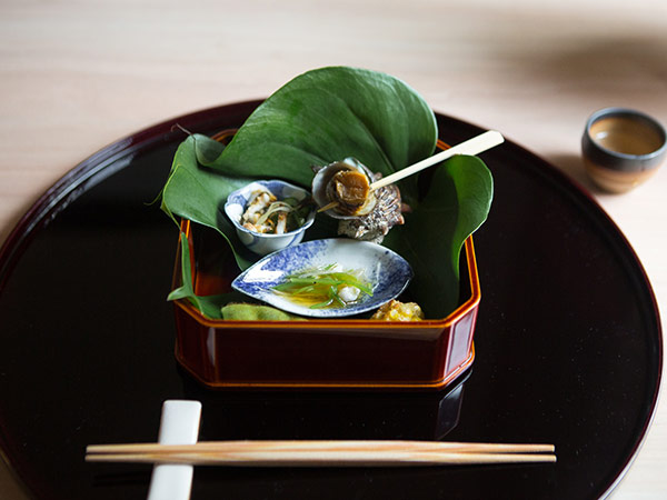Kaiseki is a form of Japanese cooking that draws its philosophy from tea ceremony traditions in 16th-century Kyoto, Japan. At its core is the belief that we are at our best when we experience every moment with one another as if it were a once-in-a-lifetime gathering.   Thursday - Saturday   6pm