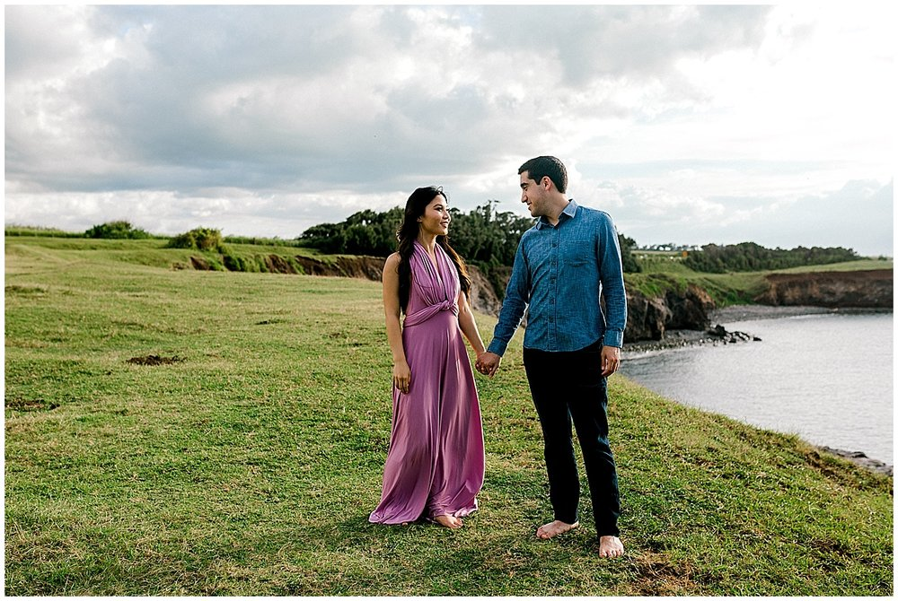 Maui Engagement Photographer Maui Engagement Session Maui Hawaii