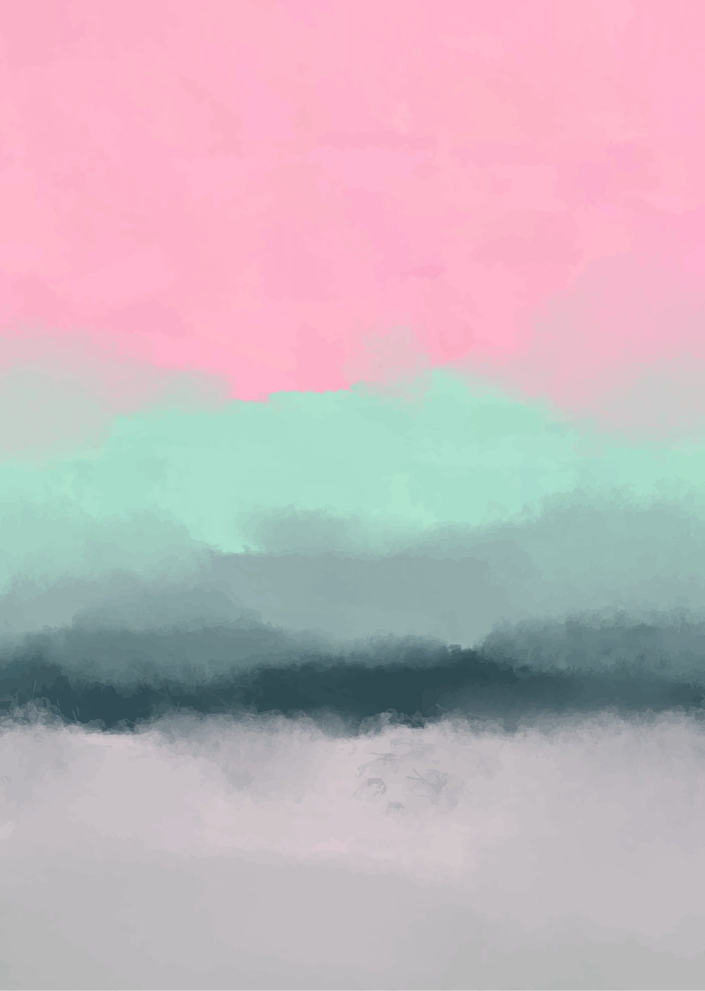 Colour Field (Muted)