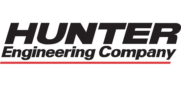 hunter engineering  Designs, manufactures and sells through a varied distribution system a wide range of passenger car and truck service equipment including: • Computer-based wheel alignment systems • Suspension and brake testing systems • Wheel balancers • Brake lathes • Tire changers