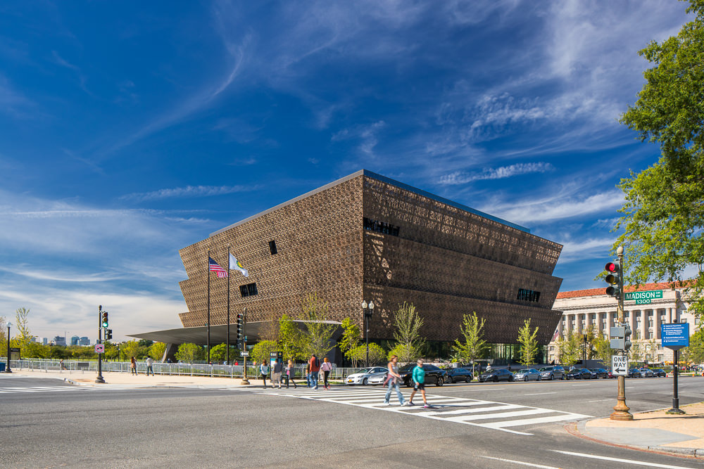 Smithsonian's National Museum of African American History and Culture - Washington, D.C.