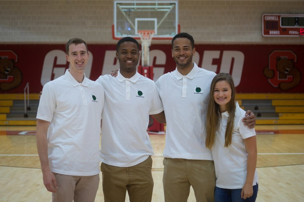IvyUntold Featured in Cornell Daily Sun - At a time when dialogue about race relations has come to the forefront, three Cornell men's basketball players are providing a forum for Ivy League minority students.