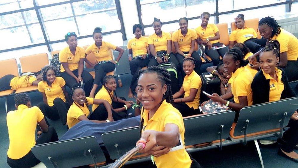 The Barbados National Team