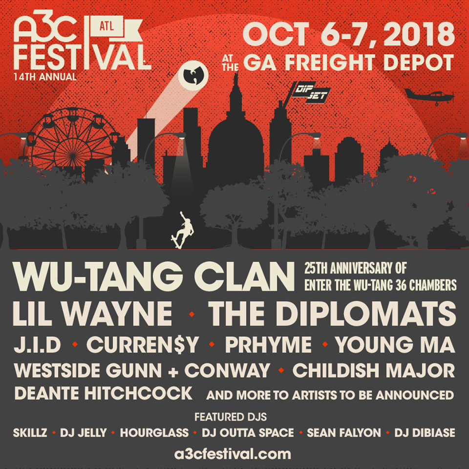 A3C festival 2018