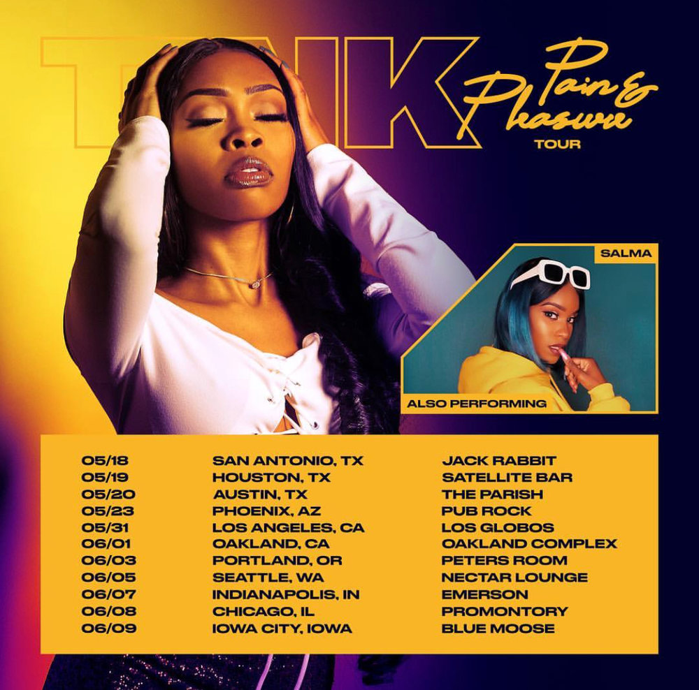 Tink Pain & Pleasure