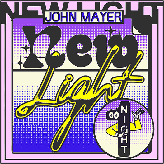 John Mayer New Light