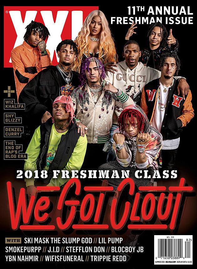 2018 XXL Freshman