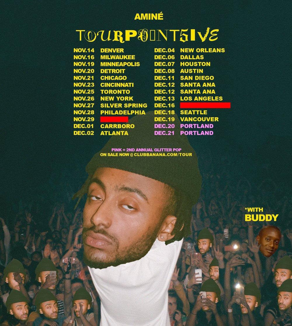 Amine Tour