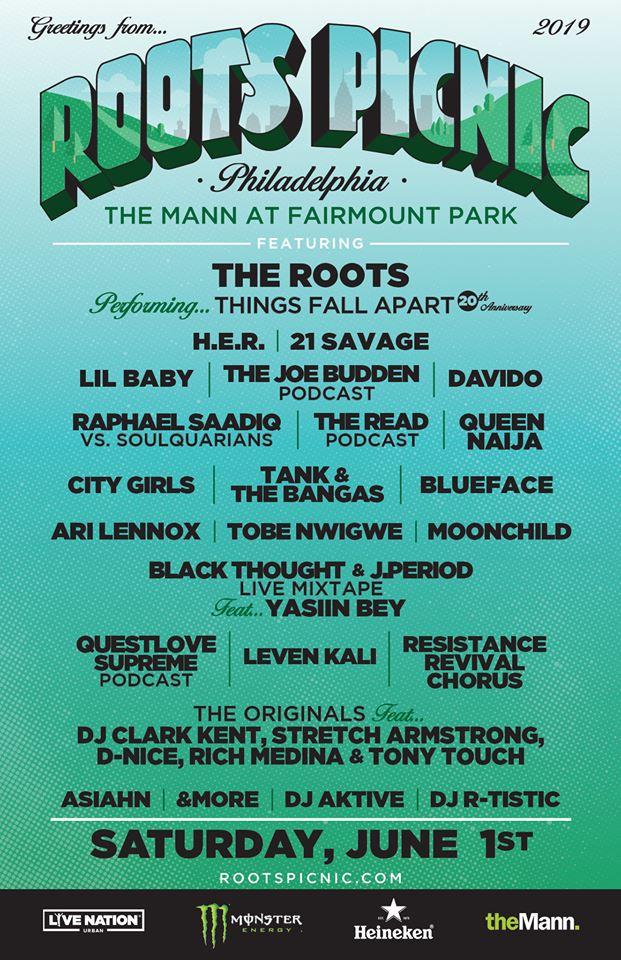 Roots Picnic 2019
