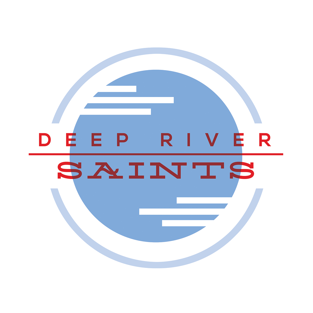 Deep River Saints logo (PNG format, click to download)