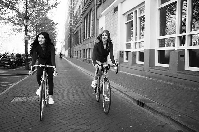 Would you dare to race with our #bikechicks 🚴🏻♀️🚴🏼♀️ ??