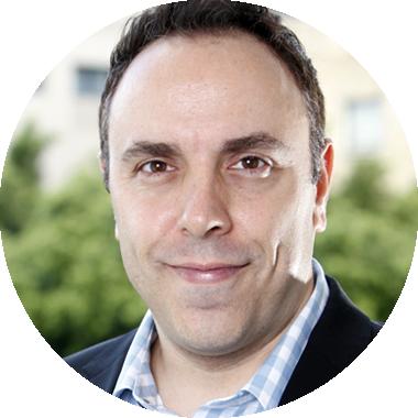 Tamir Carmel  Founder & CEO,  10bis