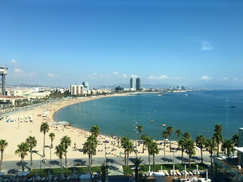 Barcelona Must-See Attractions Printable Check List -