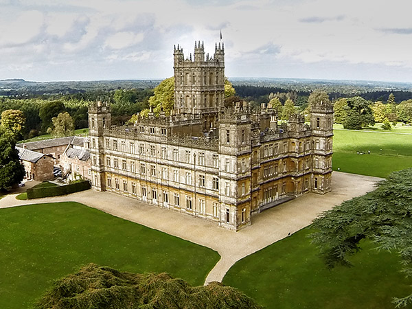 Source: Highclere Castle