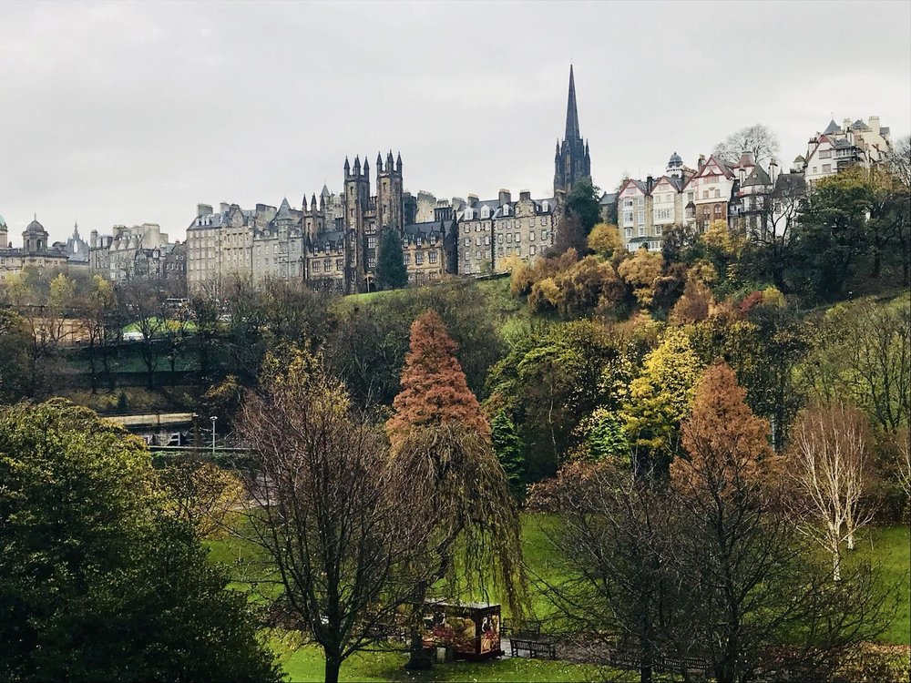 2 days in Edinburgh
