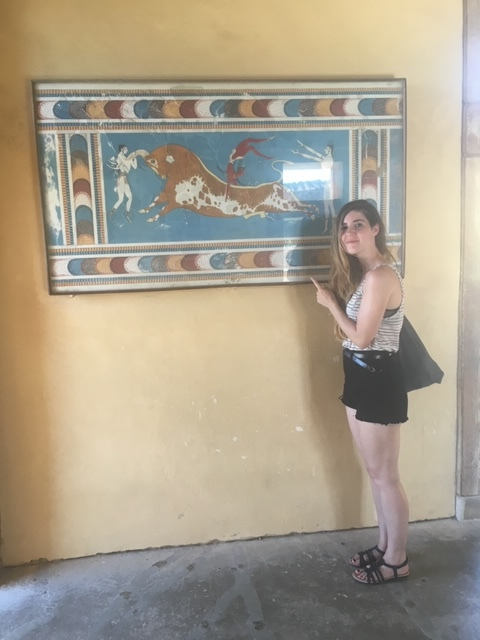 palace of knossos crete