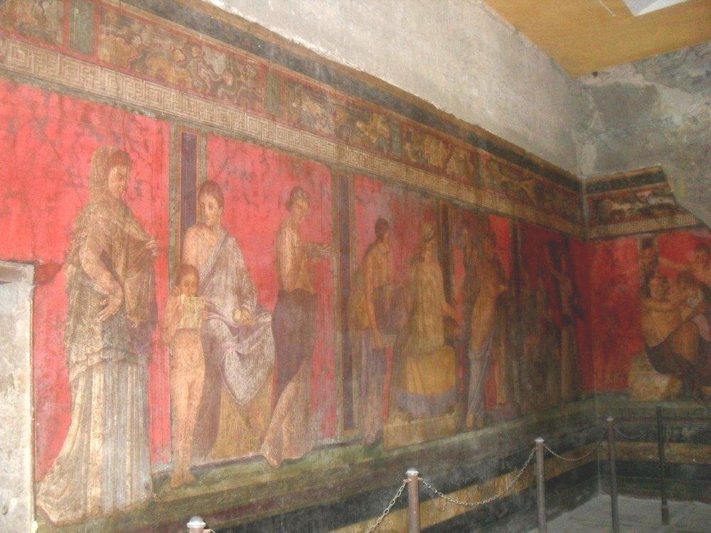 Pompeii+from+Rome
