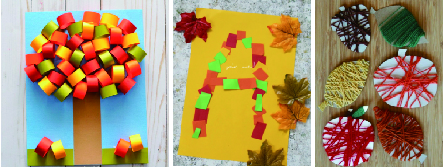 Fall-Themed Activities -