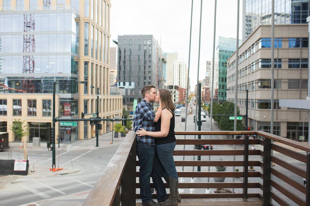 Jen and Michael Downtown Denver Engagement 2.jpg