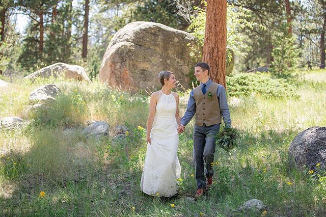 Just married and walking through the mountains... life is good ⛰ . . . . . . . . . #stevieferreiraphotography #wedding #brideandgroom #weddingday #justmarried #justengaged #engaged #shesaidyes #isaidyes #denverweddingphotographer #coloradoweddingphotographer #mountainweddingphotographer #weddingphotographer #denverweddingphotography #mountainweddingphotography #coloradoweddingphotography #coloradobrides #denverbrides #mountainbrides #weddinginspiration #weddingphotoinspiration #weddingphotography #elopementphotographer #neverstopexploring #lifetimeoflove #getoutside #thatsdarling #instagood #picoftheday #photooftheday