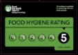 Food standards 5 star