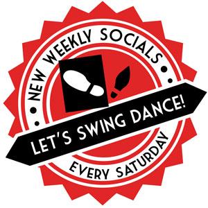 Weekly social dances every Saturday!