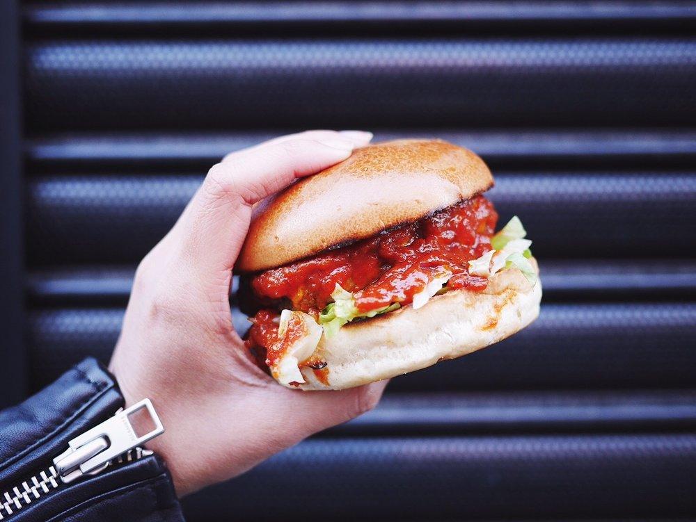 Singtong Chilli Burger