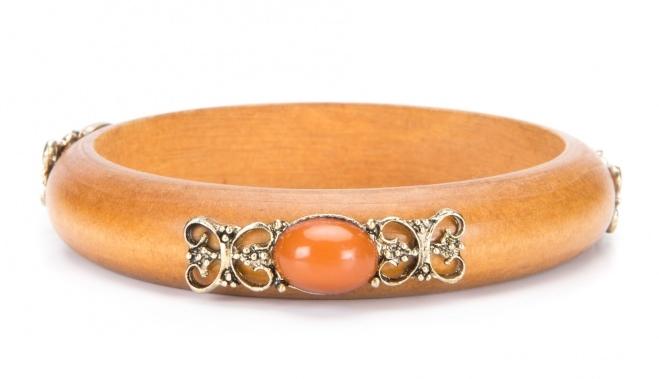 Bracelete Boho Wood, R$ 39,90