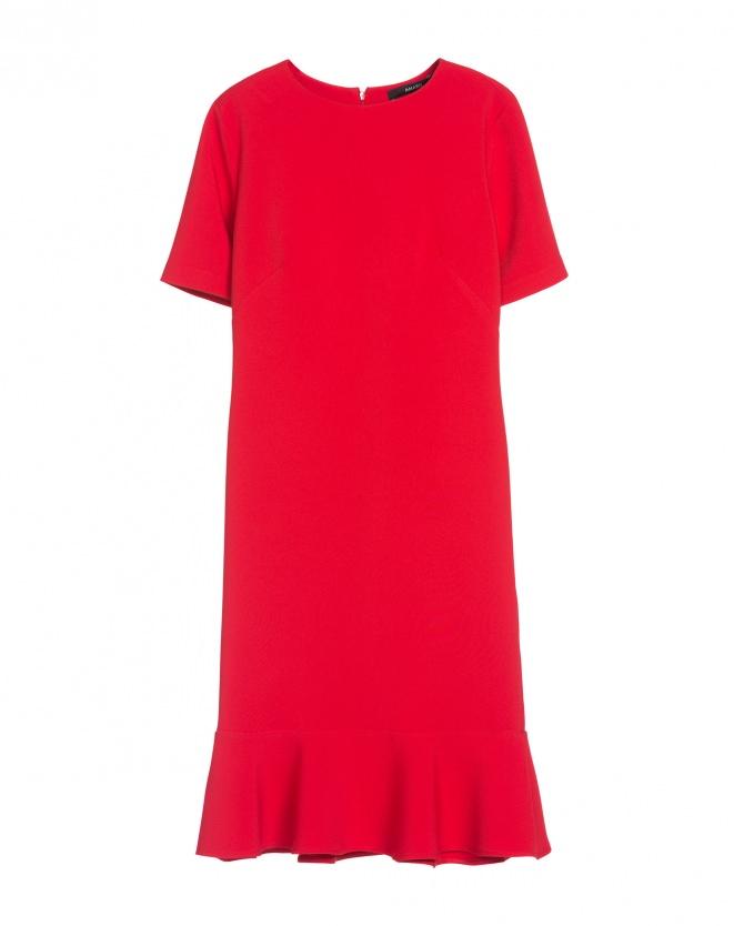 Vestido Peplum Essential, R$ 169,90